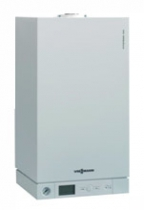 Vitopend 100 WH1D 23 кВт, двухконтурный,  «дымоходный»